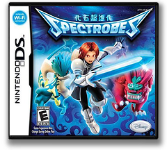 Spectrobes DS cover (ASUE)