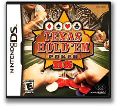 Texas Hold 'em Poker DS DS cover (ATHE)