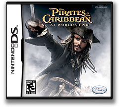 Pirates of the Caribbean - At World's End DS cover (AW3E)