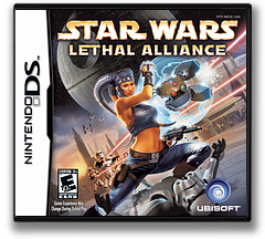 Star Wars - Lethal Alliance DS cover (AWUE)