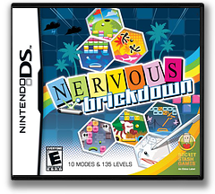 Nervous Brickdown DS cover (AWVE)