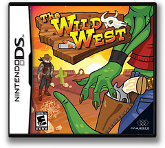 The Wild West DS cover (AWWE)