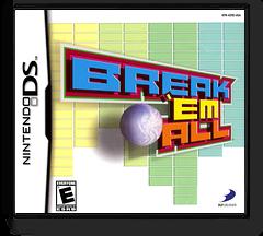 Break 'em All DS cover (AZVE)