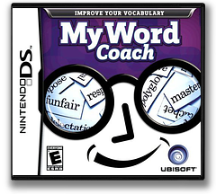 My Word Coach - Improve Your Vocabulary DS cover (AZYE)