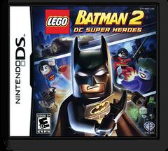 LEGO Batman 2 - DC Super Heroes DS cover (B6FE)