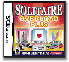 Solitaire Overload Plus DS cover (B7LE)