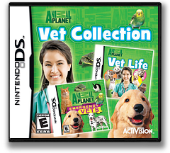 Animal Planet - Vet Collection DS cover (BA2E)