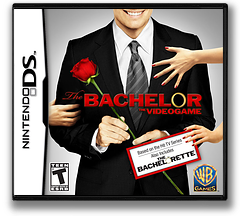 The Bachelor - The Videogame DS cover (BAHE)