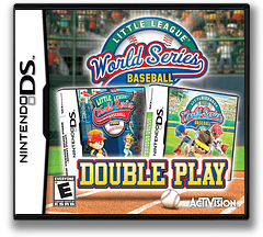 Little League World Series Baseball - Double Play DS cover (BB8E)