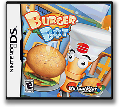Burger Bot DS cover (BBZE)
