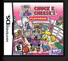 Chuck E. Cheese's Playhouse DS cover (BC7E)