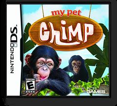 My Pet Chimp DS cover (BCQE)