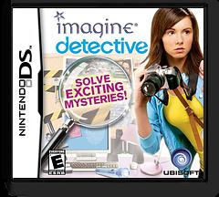 Imagine - Detective DS cover (BDVE)