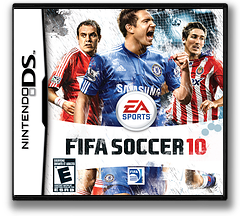 FIFA Soccer 10 DS cover (BFAE)