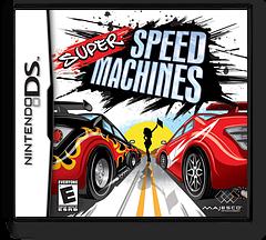 Super Speed Machines DS cover (BG6E)