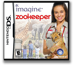 Imagine - Zookeeper DS cover (BGZE)