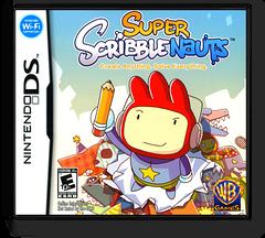 Super Scribblenauts DS cover (BH2E)