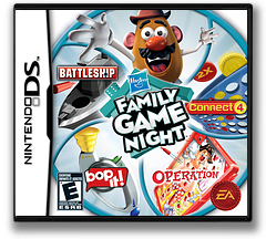 Hasbro Family Game Night DS cover (BHGE)