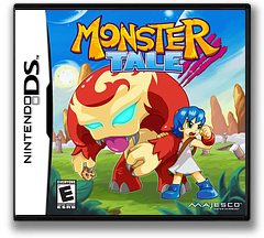 Monster Tale DS cover (BIHE)