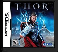 Thor - God of Thunder DS cover (BIOE)