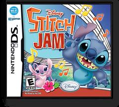 Stitch Jam DS cover (BJME)