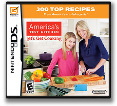 America's Test Kitchen - Let's Get Cooking DS cover (BKCE)