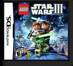 LEGO Star Wars III - The Clone Wars DS cover (BL9E)