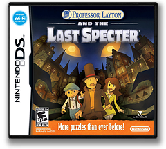 Professor Layton and the Last Specter DS cover (BLFE)