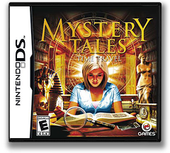 Mystery Tales - Time Travel DS cover (BMGE)