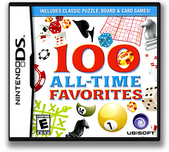 100 All-Time Favorites DS cover (BOZE)