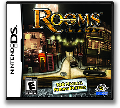 Rooms - The Main Building DS cover (BRME)