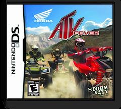 Honda ATV Fever DS cover (BRQE)