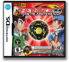 Beyblade - Metal Masters (Best Buy Exclusive) DS cover (BRZW)