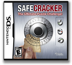 Safecracker - The Ultimate Puzzle Challenge! DS cover (BSIE)