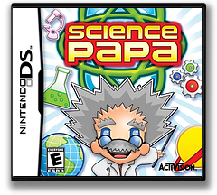 Science Papa DS cover (BSNE)