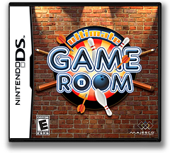 Ultimate Game Room DS cover (BUGE)