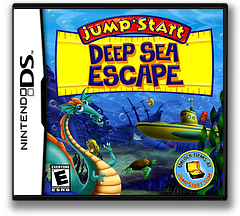 JumpStart - Deep Sea Escape DS cover (BVJE)