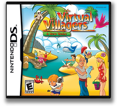Virtual Villagers - A New Home DS cover (BVVE)