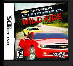 Chevrolet Camaro - Wild Ride DS cover (BWQE)