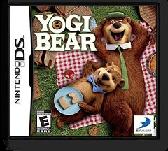 Yogi Bear DS cover (BYBE)