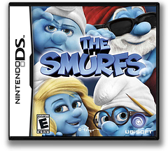 The Smurfs DS cover (BZUE)