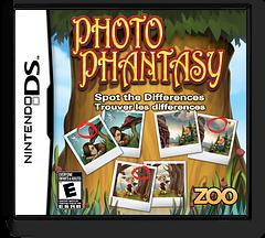 Photo Phantasy DS cover (BZYE)