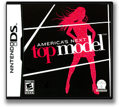 America's Next Top Model DS cover (C2ME)