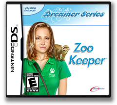 Dreamer Series - Zoo Keeper DS cover (C56E)