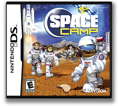 Space Camp DS cover (C5AE)