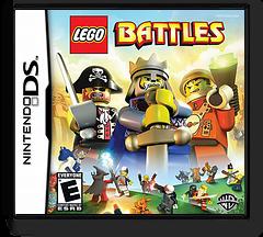 LEGO Battles DS cover (C5SE)