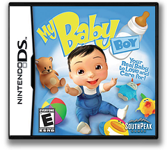 My Baby - Boy DS cover (CBAE)