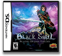 Black Sigil - Blade of the Exiled DS cover (CBXE)
