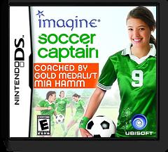 Imagine - Soccer Captain DS cover (CENE)