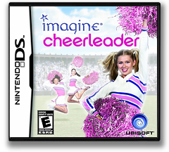 Imagine - Cheerleader DS cover (CGEE)